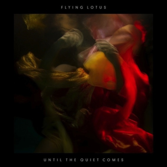 FLYING LOTUS - UNTIL THE QUIET COMES 2LP