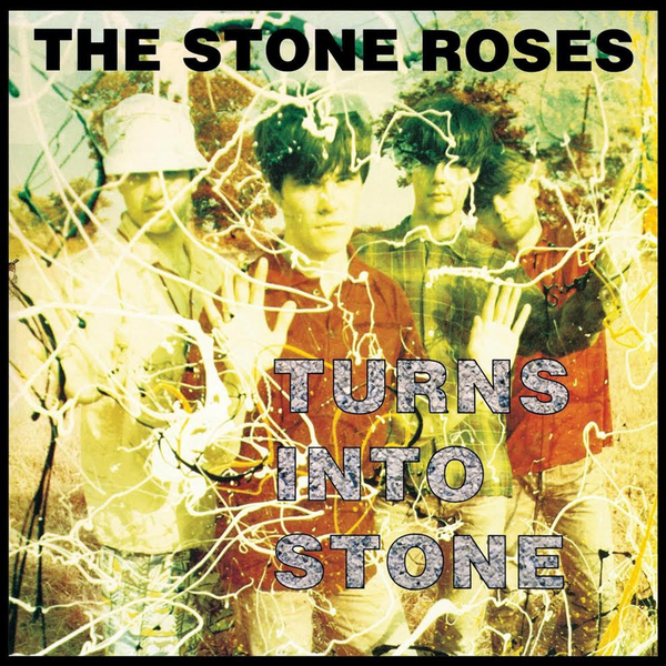 THE STONE ROSES ‎– TURNS INTO STONE LP