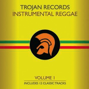 VARIOUS - TROJAN RECORDS INSTRUMENTAL REGGAE VOL. 1 LP