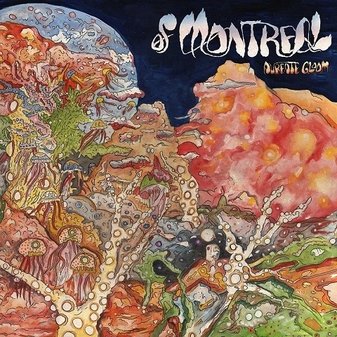 OF MONTREAL - AUREATE GLOOM LP (180 GRAM)