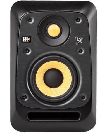 "Krk - V4S4 (4"" Driver Studio Monitors)"
