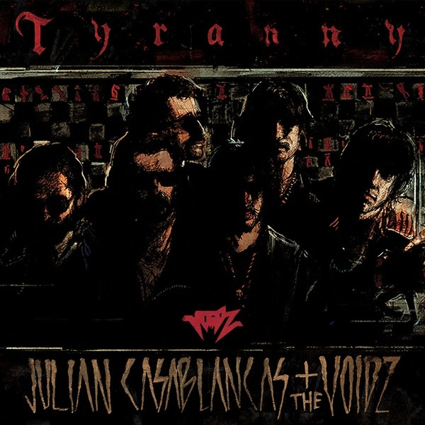 JULIAN CASABLANCA & THE VOIDZ - TYRANNY 2LP