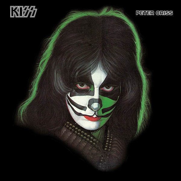 PETER CRISS - SOLO LP (180 GRAM)