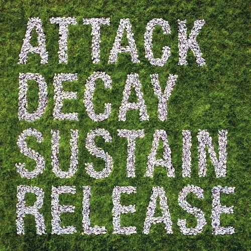 SIMIAN MOBILE DISCO - ATTACK DECAY SUSTAIN RELEASE LP
