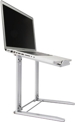 MAGMA LAPTOP STAND TRAVELLER- SILVER