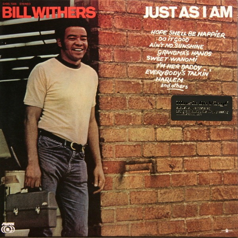 Bill Withers ‎– Just As I Am LP