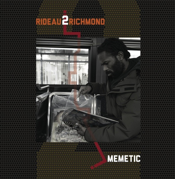 MEMETIC - RIDEAU 2 RICHMOND 2LP
