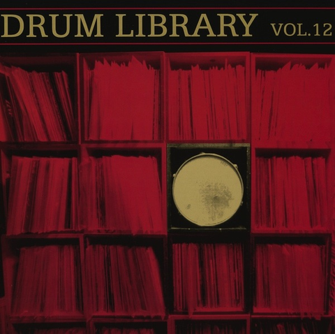 PAUL NICE - DRUM LIBRARY VOL. 12 LP