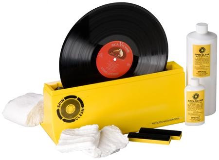 Spin-Clean - Record Washer MKII Package