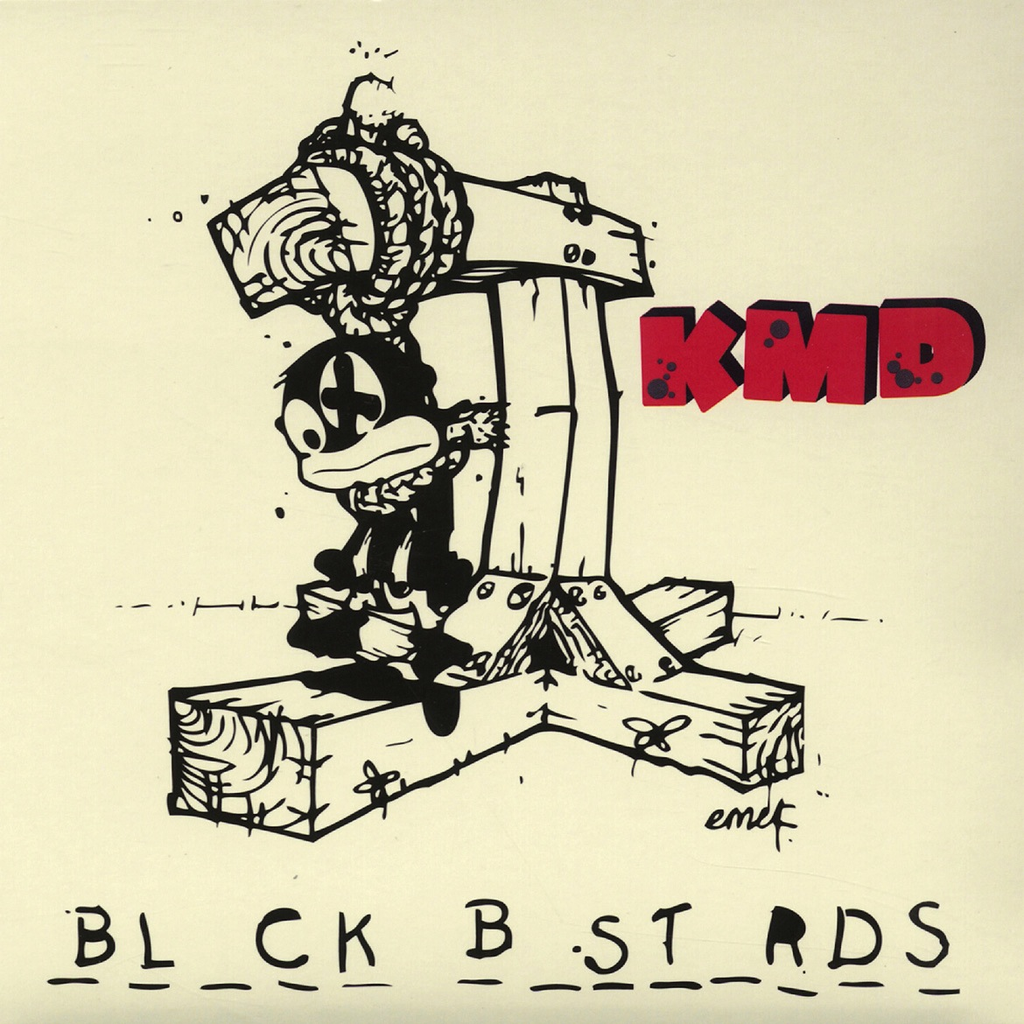 KMD - BLACK BASTARDS LP