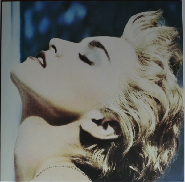 MADONNA - TRUE BLUE LP