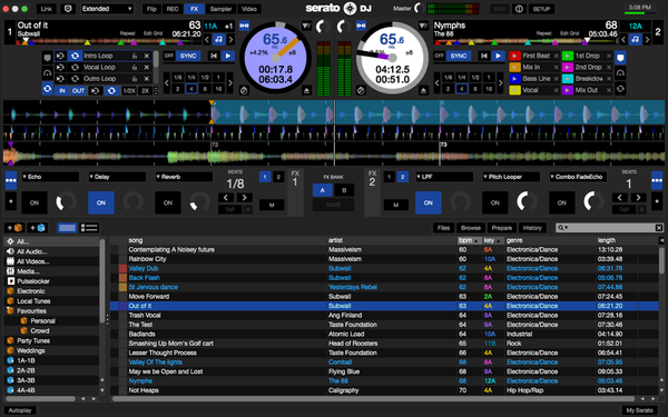 Serato DJ - digital DJing software