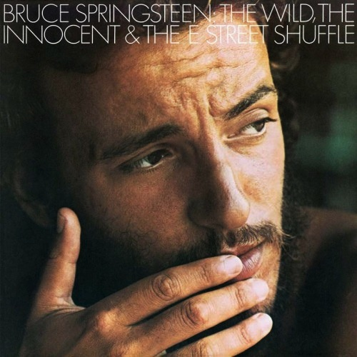 BRUCE SPRINGSTEEN - THE WILD, THE INNOCENT & THE STREET SHUFFLE LP