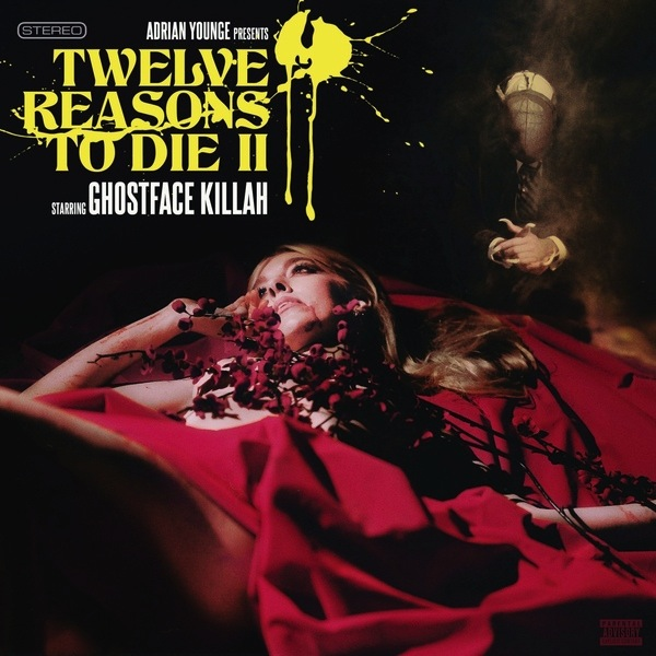 GHOSTFACE KILLAH - 12 REASONS TO DIE II LP