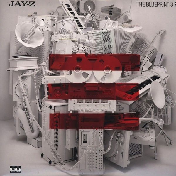 JAY-Z - THE BLUEPRINT VOL. 3 2xLP