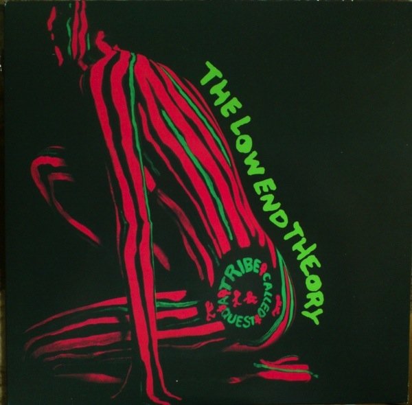 A TRIBE CALLED QUEST - THE LOW END THEORY 2LP