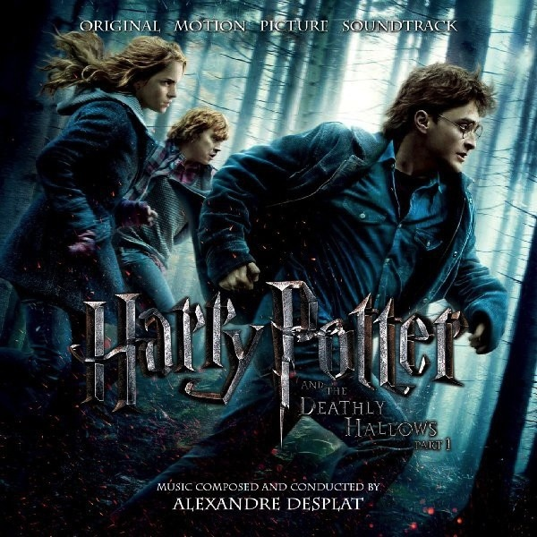 ALEXANDRE DESPLAT - HARRY POTTER AND THE DEATHLY HALLOWS SOUNDTRACK PT. 1 2LP