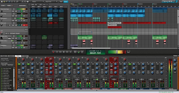 Acoustica - Mixcraft 7 Mixcraft 7 Multi-Track Recording Workstation (Download)