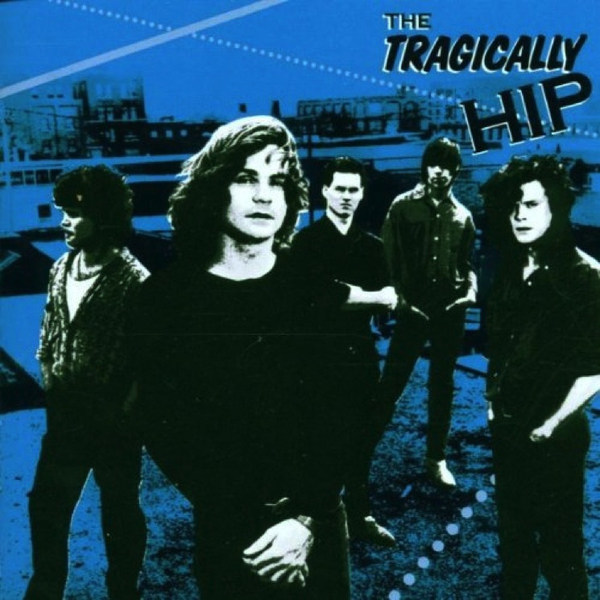TRAGICALLY HIP - S/T LP (180 GRAM)
