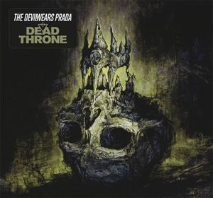 THE DEVIL WEARS PRADA - DEAD THRONE LP