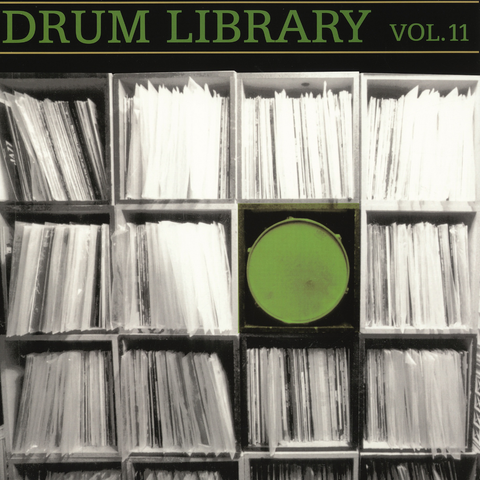 PAUL NICE - DRUM LIBRARY VOL. 11 LP