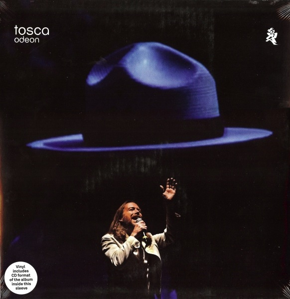 TOSCA - ODEON 2LP+CD