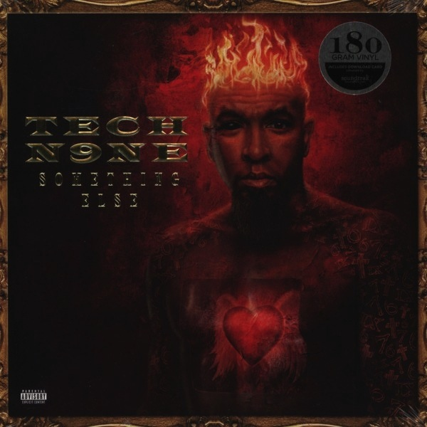 TECH N9NE - SOMETHING ELSE 2LP