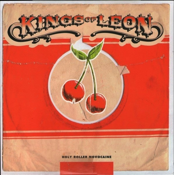 KINGS OF LEON - HOLY ROLLER NOVOCAINE 10""