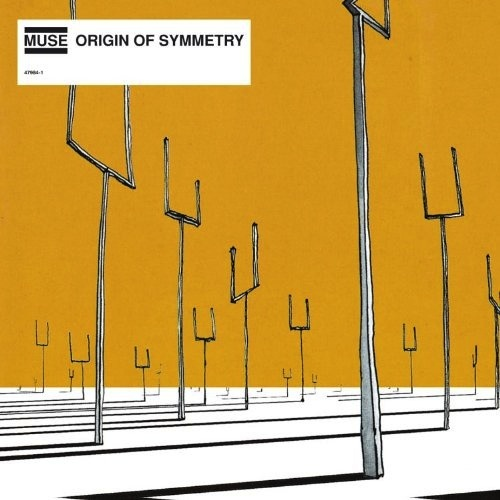 MUSE - ORIGIN OF SYMMETRY 2LP
