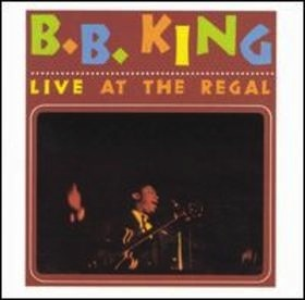 BB KING - LIVE AT THE REGAL LP