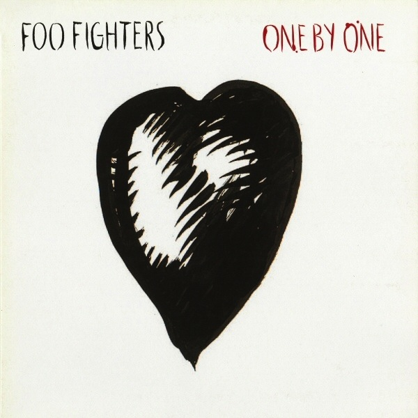 FOO FIGHTERS - ONE BY ONE 2LP (180 GRAM)