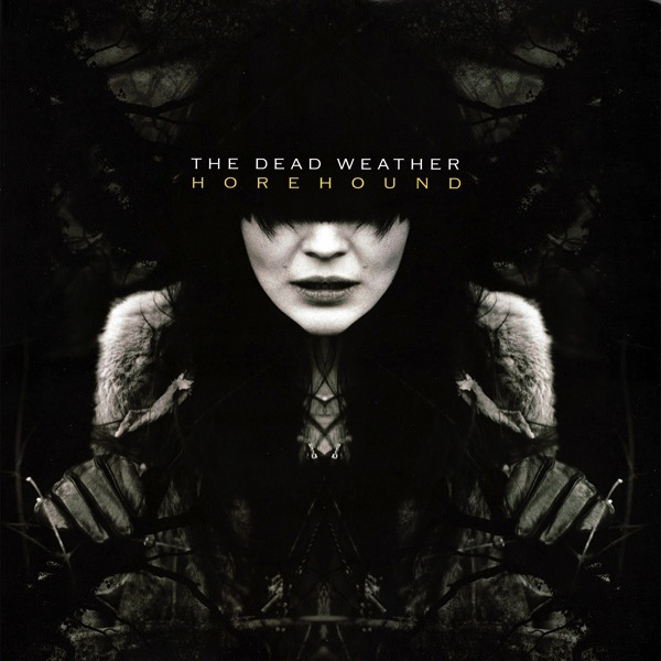 THE DEAD WEATHER - HOREHOUND 2LP