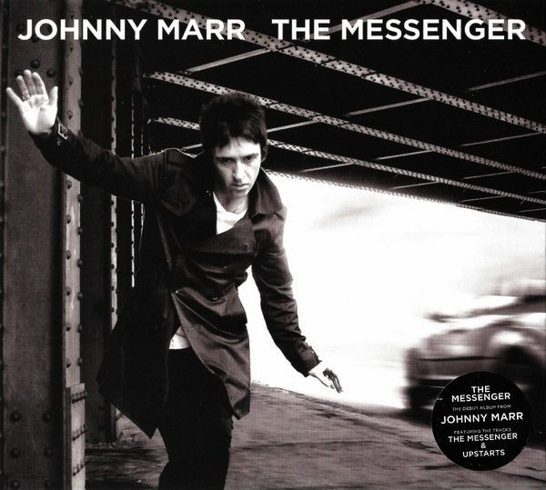 JOHNNY MARR - THE MESSENGER LP