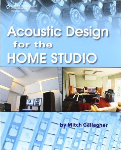 Acoustic Design for the Home Studio Book