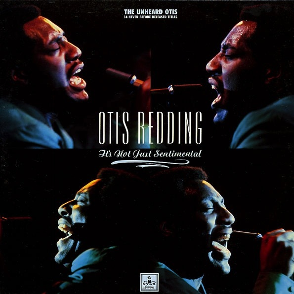 OTIS REDDING - IT'S NOT JUST SENTIMENTAL LP