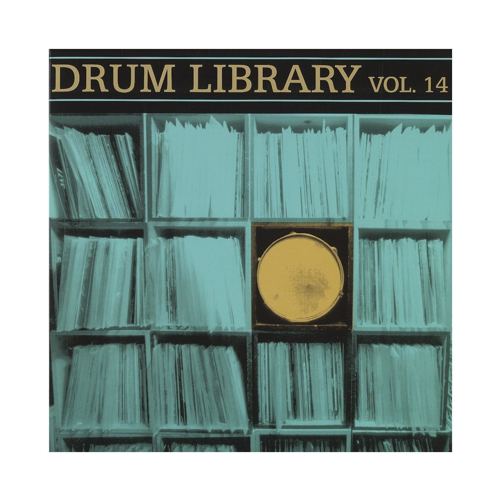 PAUL NICE - DRUM LIBRARY VOL. 14 LP