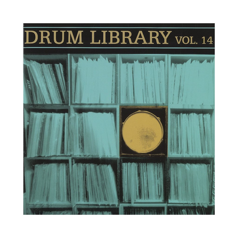 PAUL NICE - DRUM LIBRARY VOL 14 LP
