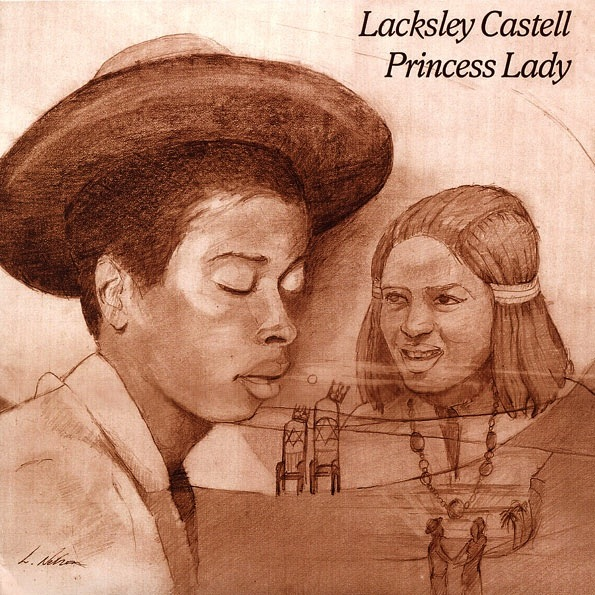LACKSLEY CASTELL - PRINCES LADY LP
