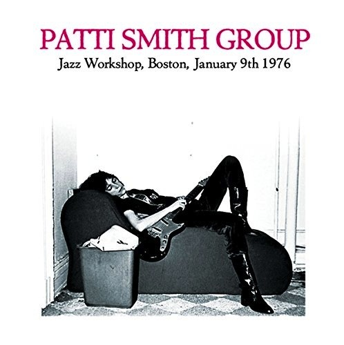 PATTI SMITH - JAZZ WORKSHOP 2LP (180 GRAM)