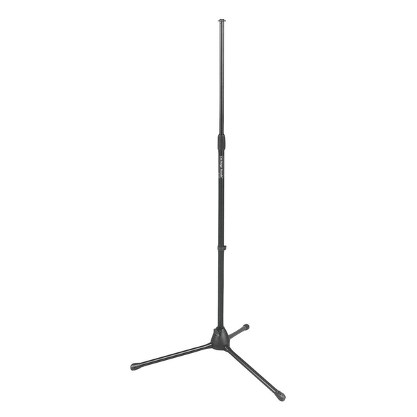 ON STAGE - EURO-STYLE TRIPOD BASE MIC STAND