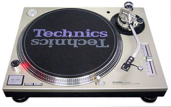 RENTAL - TECH1200 (TURNTABLE)