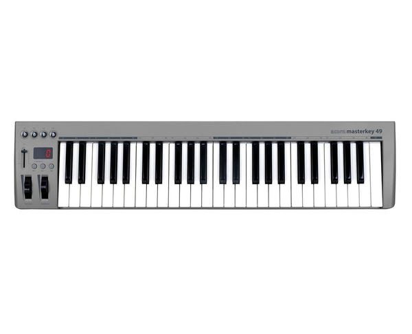 Acorn - Instruments Masterkey 49 Usb Controller Keyboard