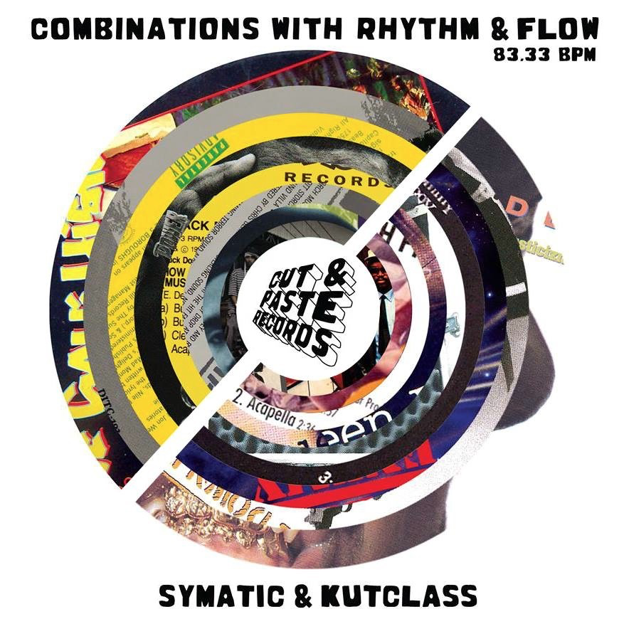 SYMATIC & DARCY D - CADENCE WITH RHYTHM & FLOW 83.33 BPM 7""