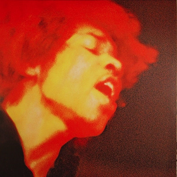 JIMI HENDRIX EXPERIENCE - ELECTRIC LADYLAND 2LP   (180 GRAM) + BOOKLET
