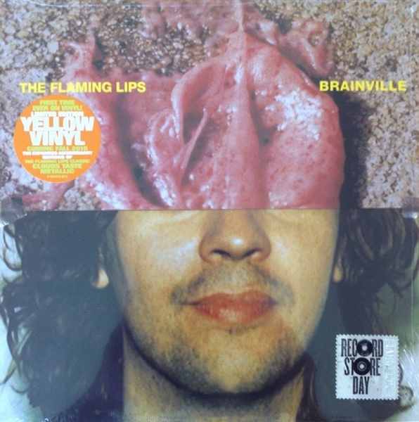 THE FLAMING LIPS - BRAINVILLE 10""