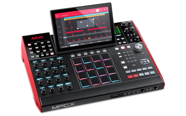 AKAI - MPC X (STANDALONE MUSIC PRODUCTION CENTER)