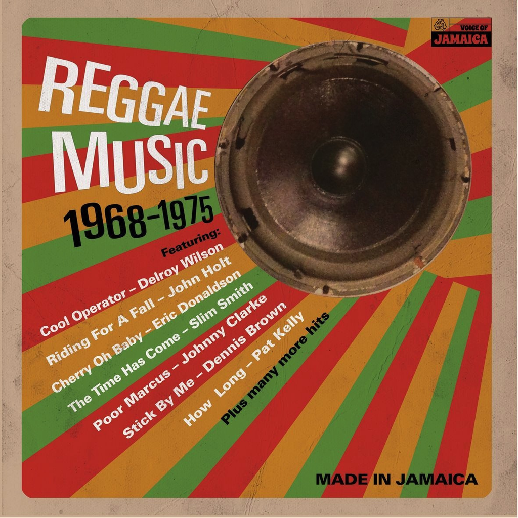 V/A - REGGAE MUSIC 1969-1975 LP
