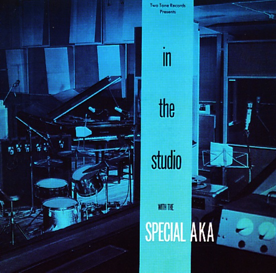 SPECIAL AKA - IN THE STUDIO LP (180 GRAM)