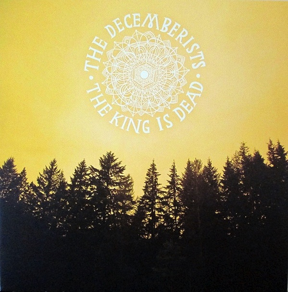 THE DECEMBERISTS - KING IS DEAD LP
