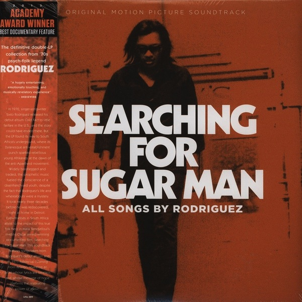 RODRIGUEZ - SEARCHING FOR SUGAR MAN SOUNDTRACK 2LP